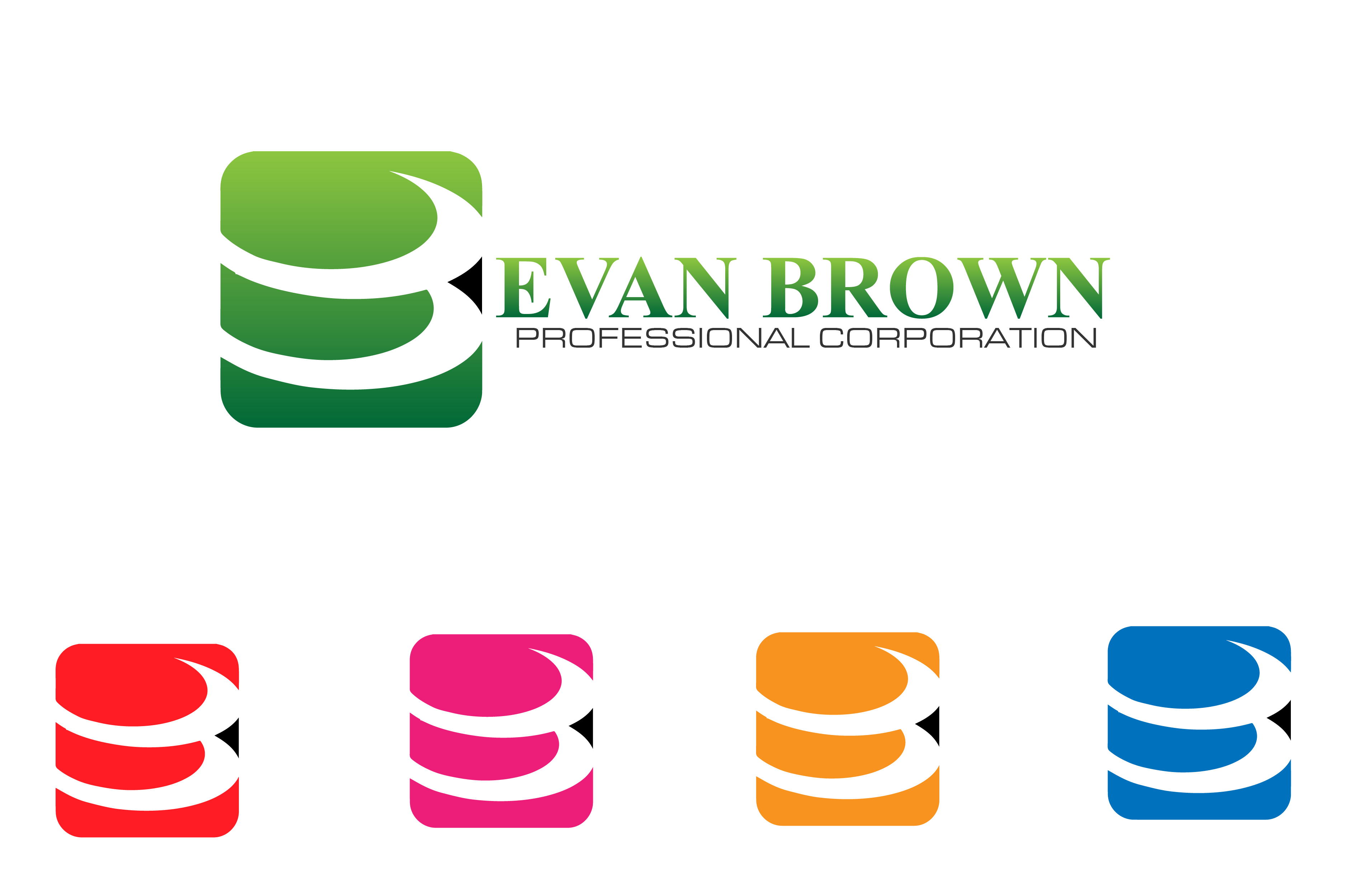 Logo Design by brands_in - Entry No. 67 in the Logo Design Contest Inspiring Logo Design for Evan Brown Professional Corporation.