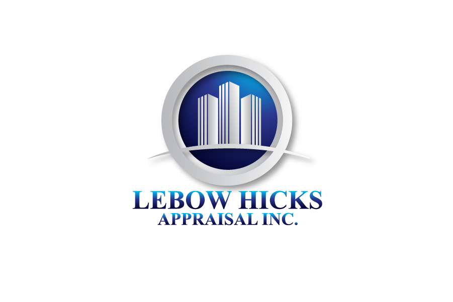 Logo Design by brands_in - Entry No. 111 in the Logo Design Contest Fun Logo Design for Lebow, Hicks Appraisal Inc..