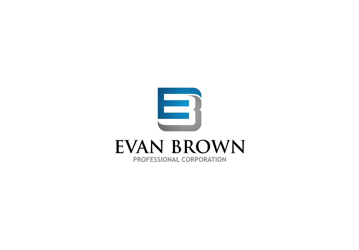 Logo Design by untung - Entry No. 73 in the Logo Design Contest Inspiring Logo Design for Evan Brown Professional Corporation.