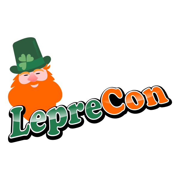 Logo Design by Rudy - Entry No. 31 in the Logo Design Contest FUN Logo Design for *LepreCon* St. Patrick's Event [WILL END EARLY JAN. 26].