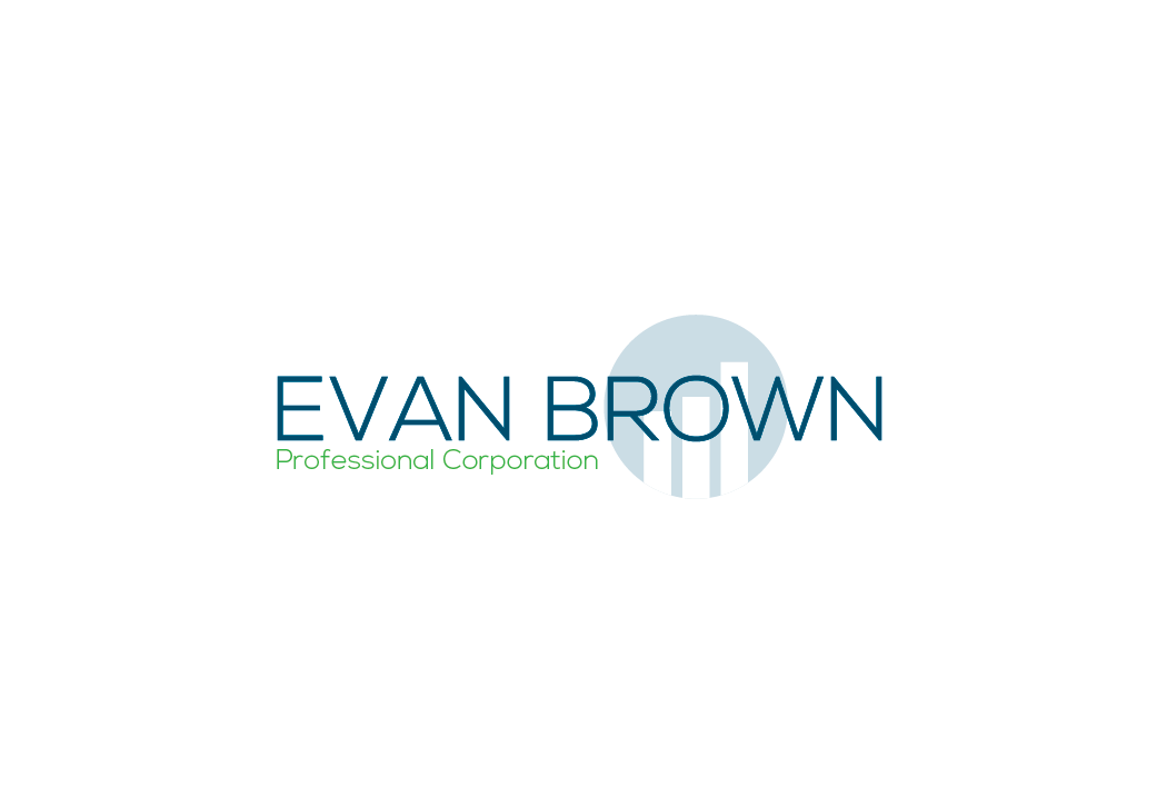 Logo Design by bulb - Entry No. 89 in the Logo Design Contest Inspiring Logo Design for Evan Brown Professional Corporation.