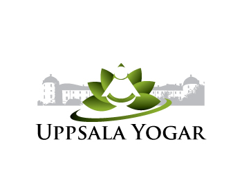Logo Design by ibbie_ammiel2508 - Entry No. 42 in the Logo Design Contest Unique Logo Design Wanted for Uppsala Yogar.