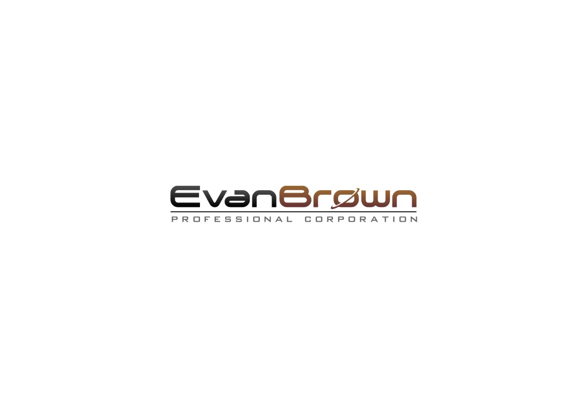 Logo Design by untung - Entry No. 91 in the Logo Design Contest Inspiring Logo Design for Evan Brown Professional Corporation.