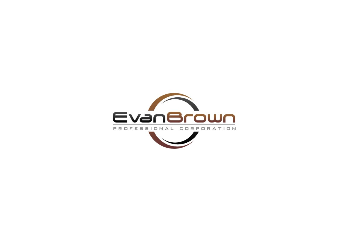 Logo Design by untung - Entry No. 92 in the Logo Design Contest Inspiring Logo Design for Evan Brown Professional Corporation.