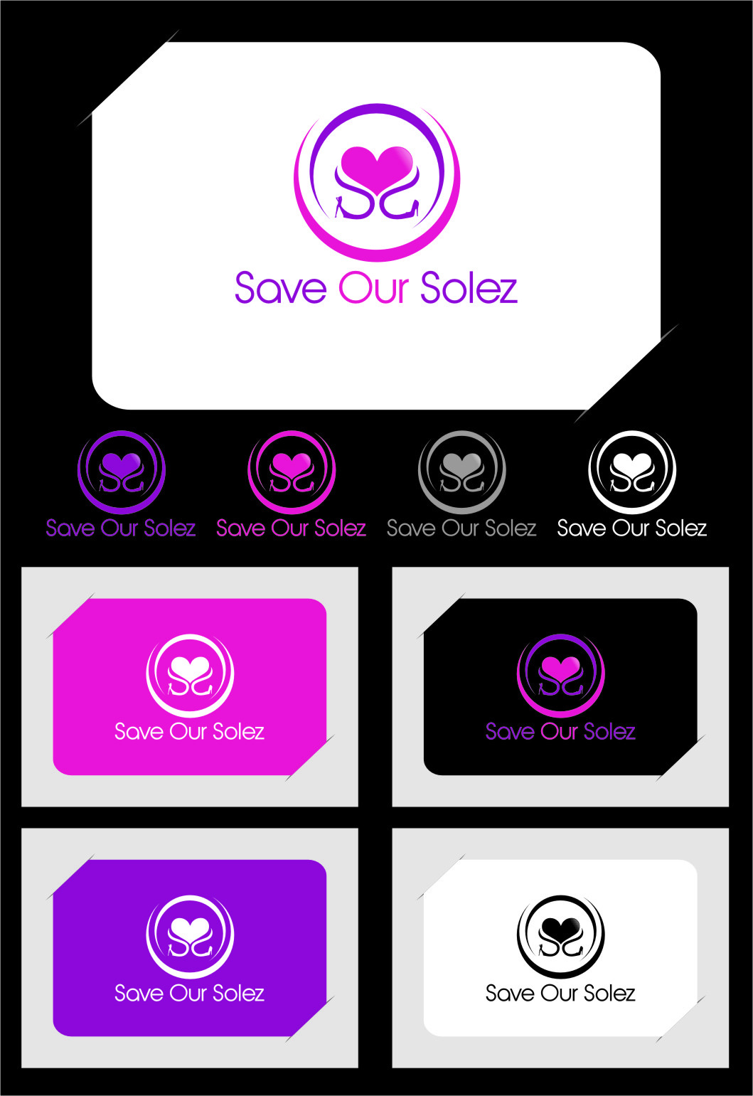 Logo Design by RasYa Muhammad Athaya - Entry No. 45 in the Logo Design Contest Captivating Logo Design for Save Our Solez.