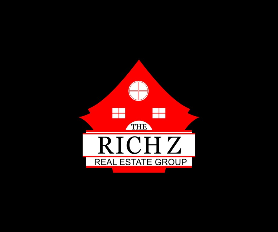 Logo Design by Crispin Jr Vasquez - Entry No. 379 in the Logo Design Contest The Rich Z. Real Estate Group Logo Design.