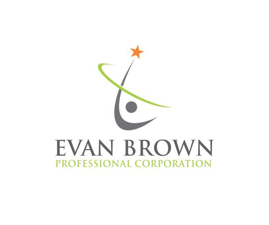 Logo Design by ronny - Entry No. 96 in the Logo Design Contest Inspiring Logo Design for Evan Brown Professional Corporation.