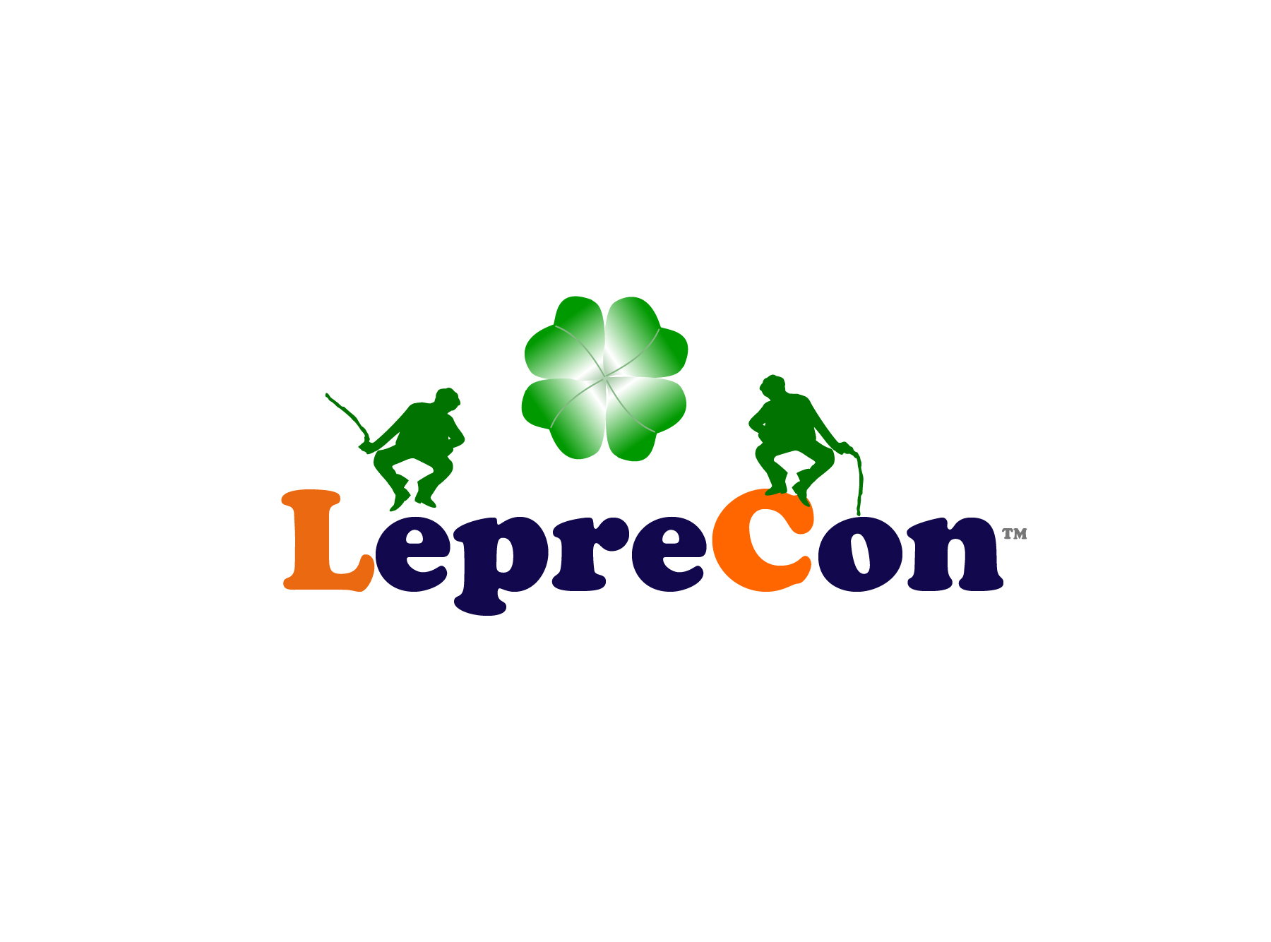 Logo Design by Nancy Grant - Entry No. 39 in the Logo Design Contest FUN Logo Design for *LepreCon* St. Patrick's Event [WILL END EARLY JAN. 26].