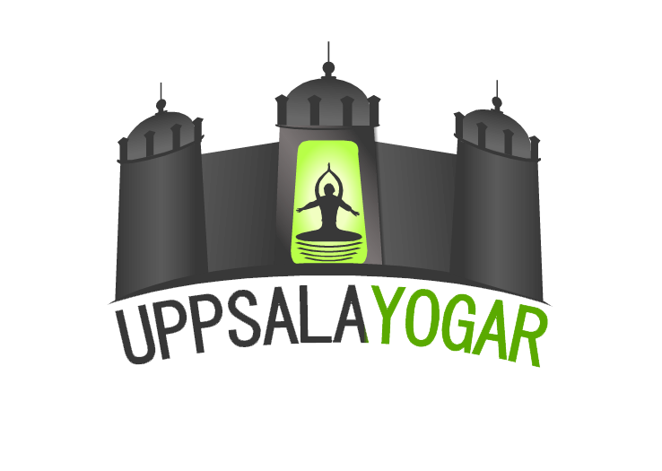 Logo Design by Ismail Adhi Wibowo - Entry No. 46 in the Logo Design Contest Unique Logo Design Wanted for Uppsala Yogar.