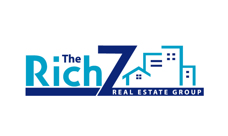 Logo Design by Mobin Asghar - Entry No. 392 in the Logo Design Contest The Rich Z. Real Estate Group Logo Design.