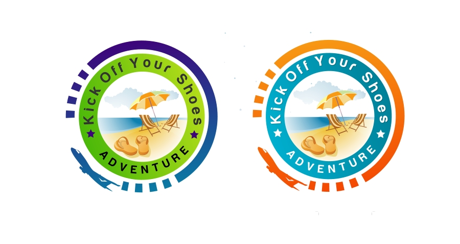 Logo Design by Private User - Entry No. 41 in the Logo Design Contest New Logo Design for Kick Off Your Shoes.