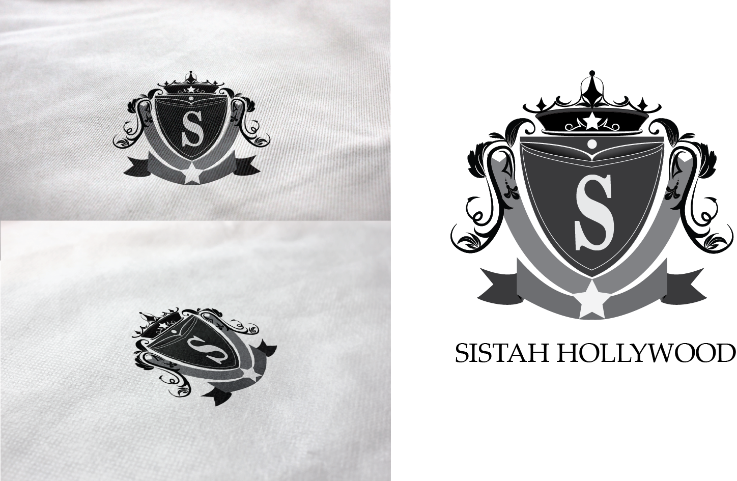 Logo Design by Private User - Entry No. 47 in the Logo Design Contest New Logo Design for Sistah Hollywood.