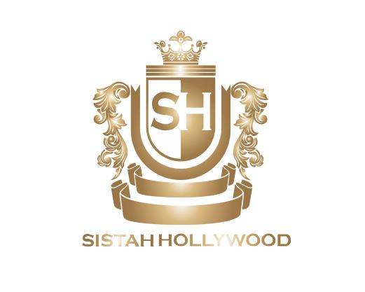 Logo Design by ronny - Entry No. 49 in the Logo Design Contest New Logo Design for Sistah Hollywood.