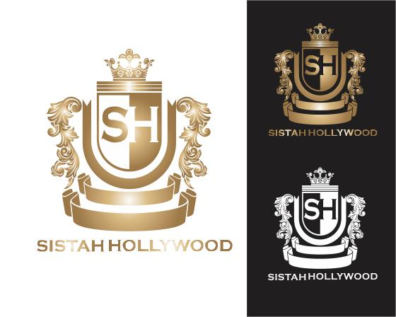 Logo Design by ronny - Entry No. 53 in the Logo Design Contest New Logo Design for Sistah Hollywood.