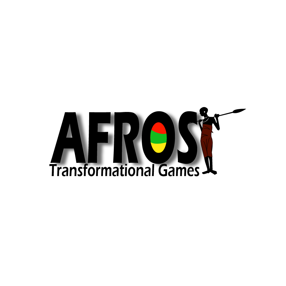 Logo Design by rictenwheel25 - Entry No. 15 in the Logo Design Contest Afroes Transformational Games.