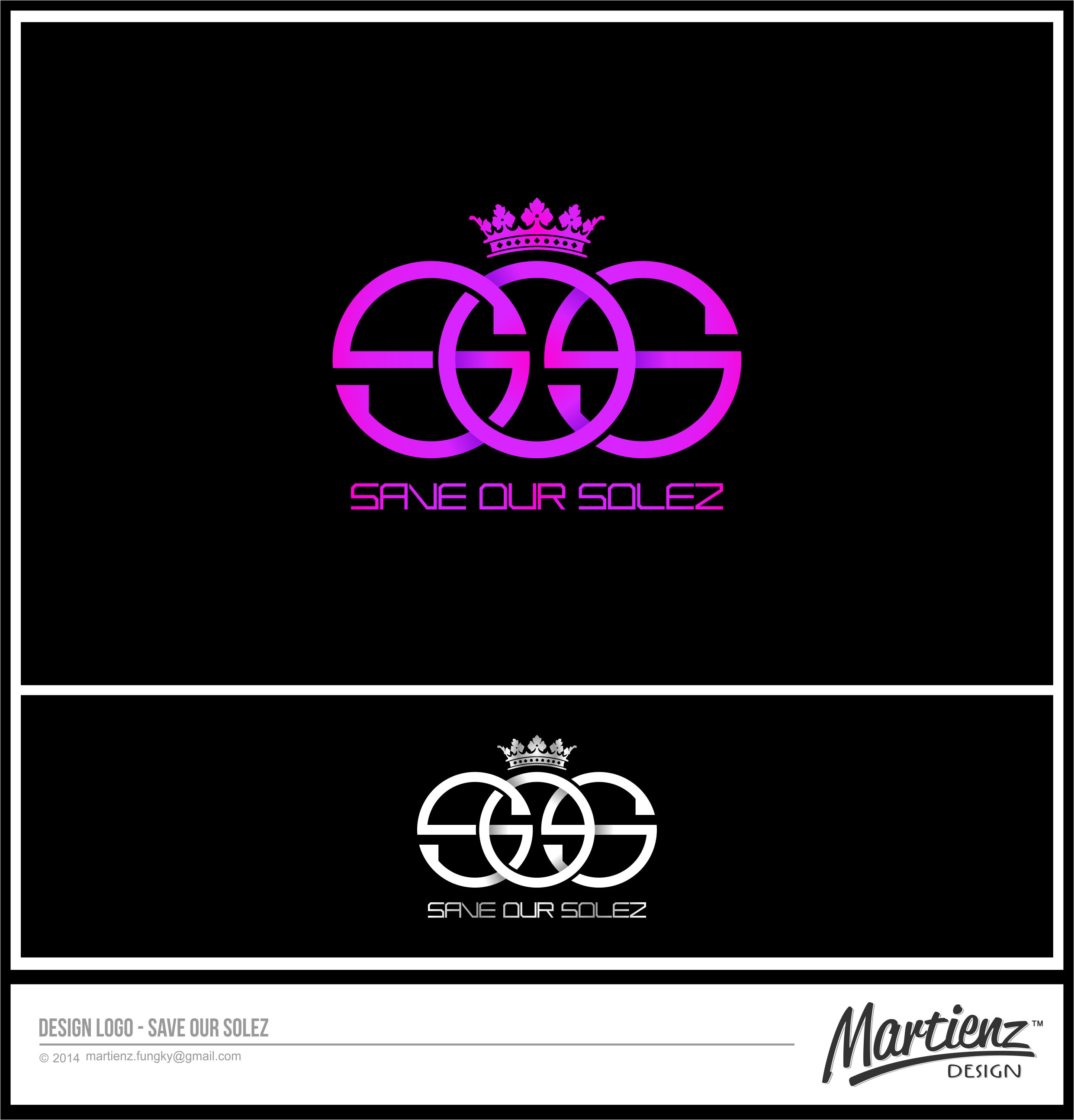 Logo Design by SHENDI MARTIN M - Entry No. 59 in the Logo Design Contest Captivating Logo Design for Save Our Solez.