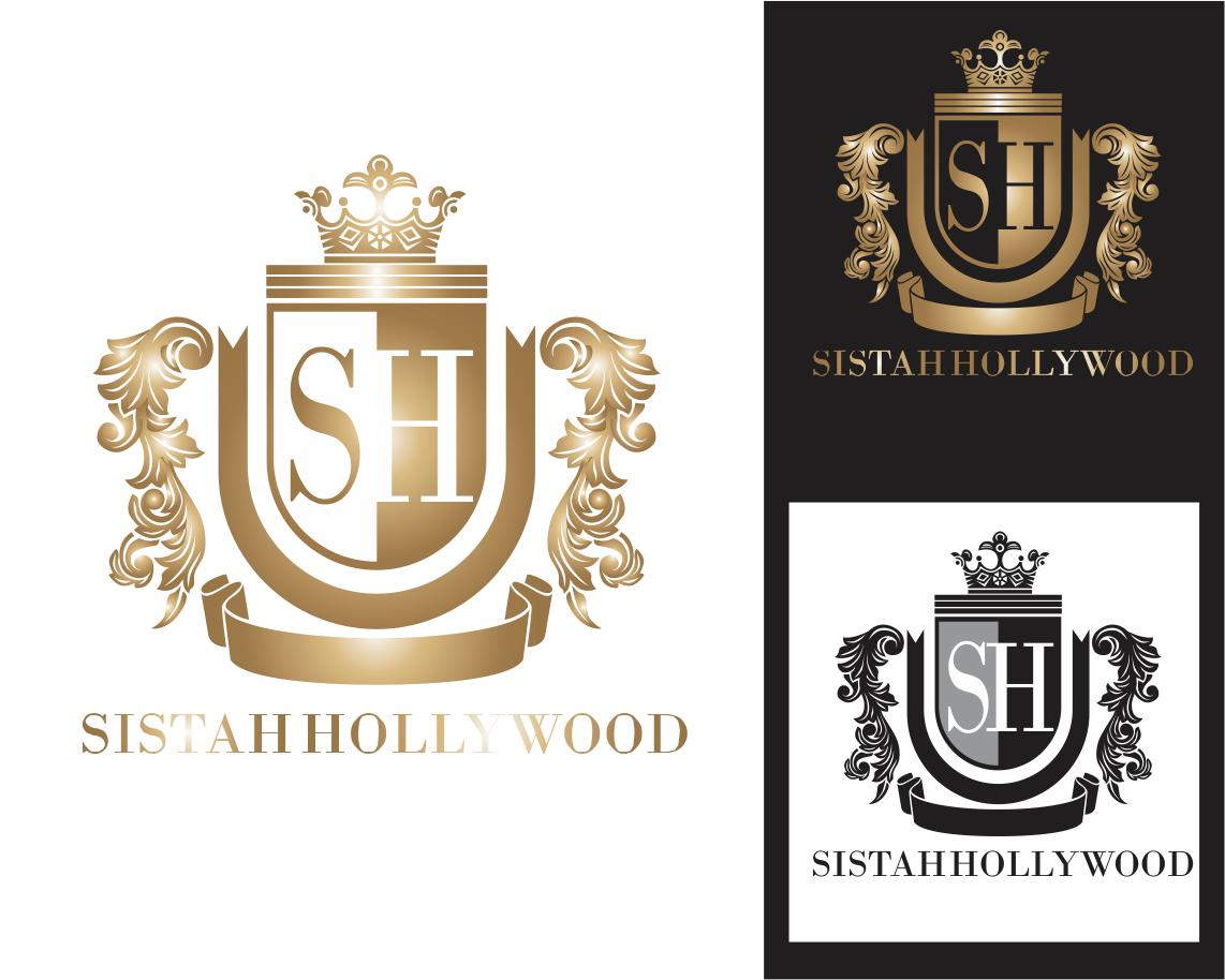 Logo Design by ronny - Entry No. 56 in the Logo Design Contest New Logo Design for Sistah Hollywood.