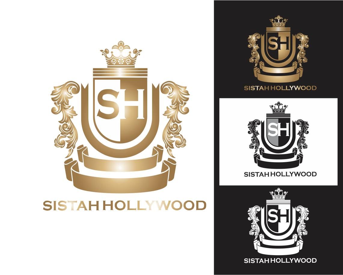 Logo Design by ronny - Entry No. 57 in the Logo Design Contest New Logo Design for Sistah Hollywood.