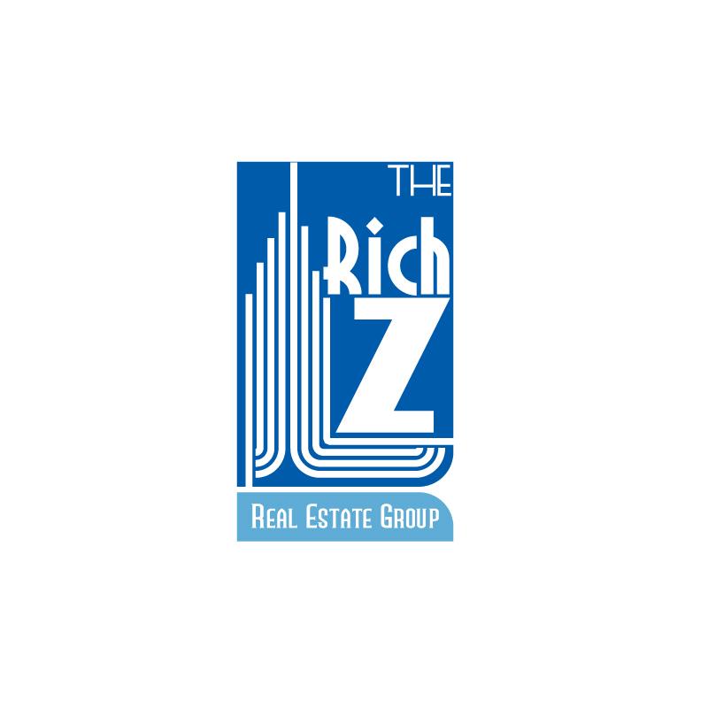 Logo Design by Abdullah Al Amin - Entry No. 404 in the Logo Design Contest The Rich Z. Real Estate Group Logo Design.