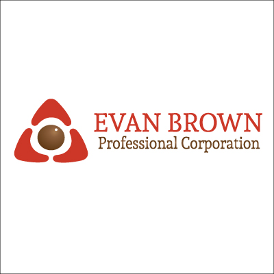 Logo Design by Private User - Entry No. 141 in the Logo Design Contest Inspiring Logo Design for Evan Brown Professional Corporation.