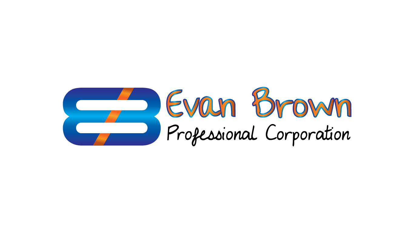 Logo Design by Abdullah Al Amin - Entry No. 150 in the Logo Design Contest Inspiring Logo Design for Evan Brown Professional Corporation.