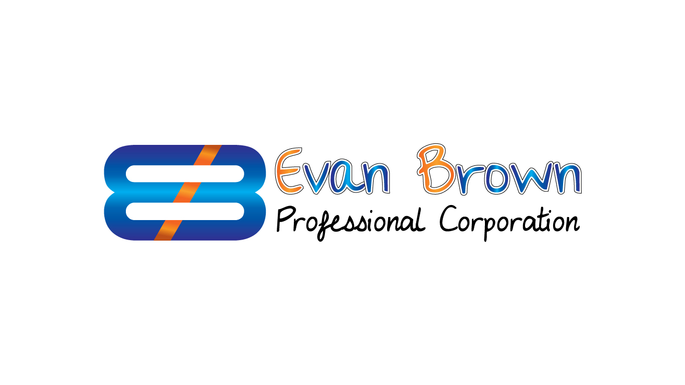 Logo Design by Abdullah Al Amin - Entry No. 151 in the Logo Design Contest Inspiring Logo Design for Evan Brown Professional Corporation.