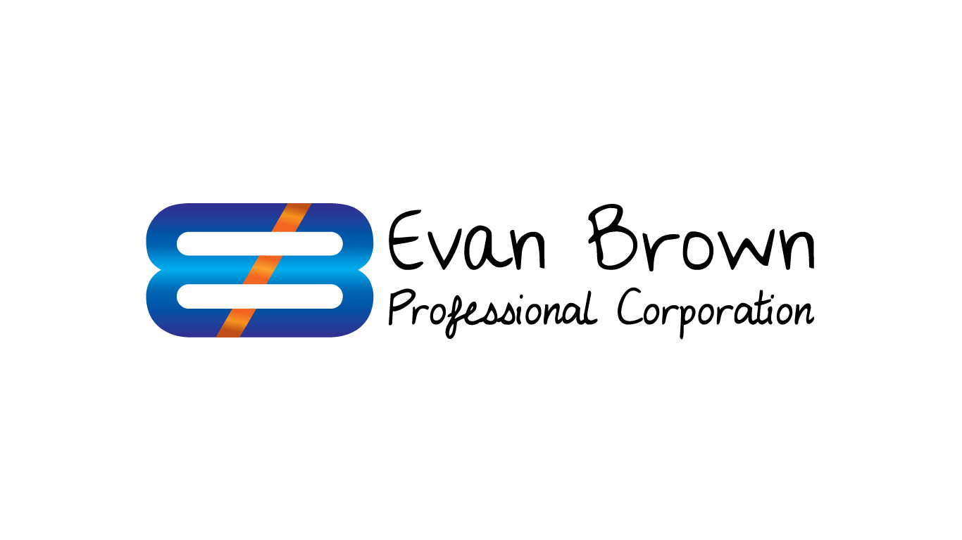 Logo Design by Abdullah Al Amin - Entry No. 152 in the Logo Design Contest Inspiring Logo Design for Evan Brown Professional Corporation.
