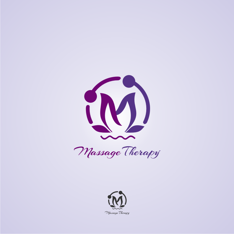 Logo Design by Muhammad Nasrul chasib - Entry No. 12 in the Logo Design Contest Artistic Logo Design for my personal massage therapy business.