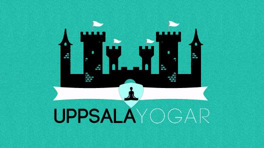 Logo Design by Soad El Hadad - Entry No. 52 in the Logo Design Contest Unique Logo Design Wanted for Uppsala Yogar.
