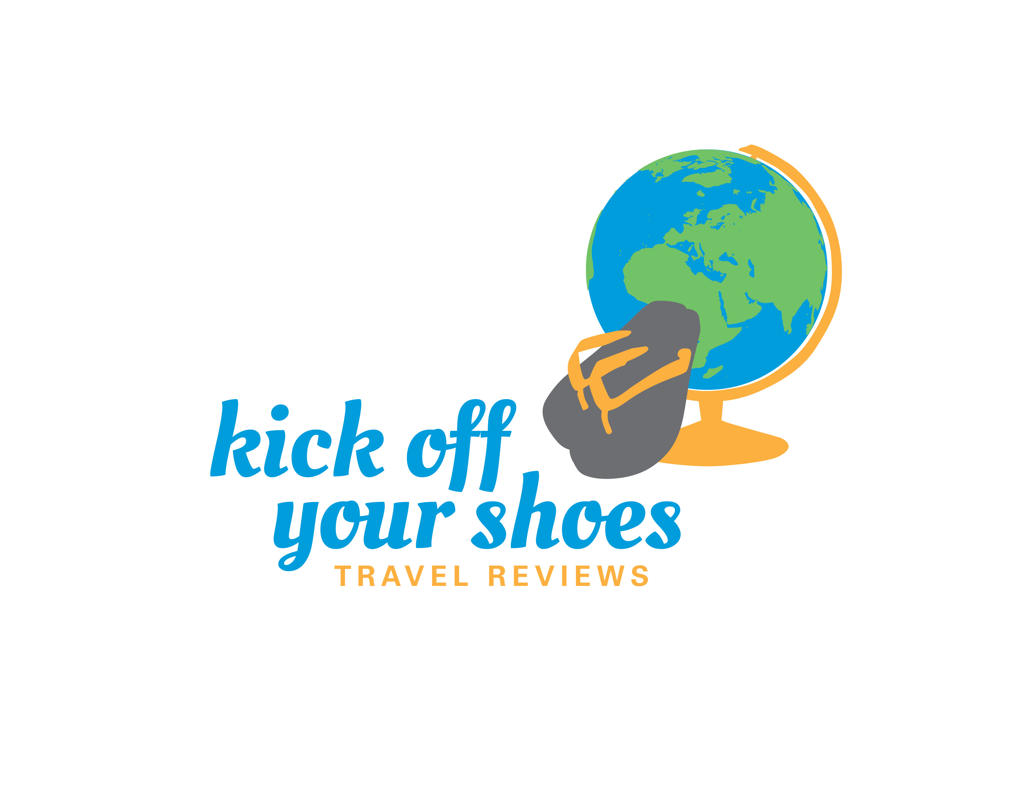 Logo Design by Greg Estep - Entry No. 49 in the Logo Design Contest New Logo Design for Kick Off Your Shoes.