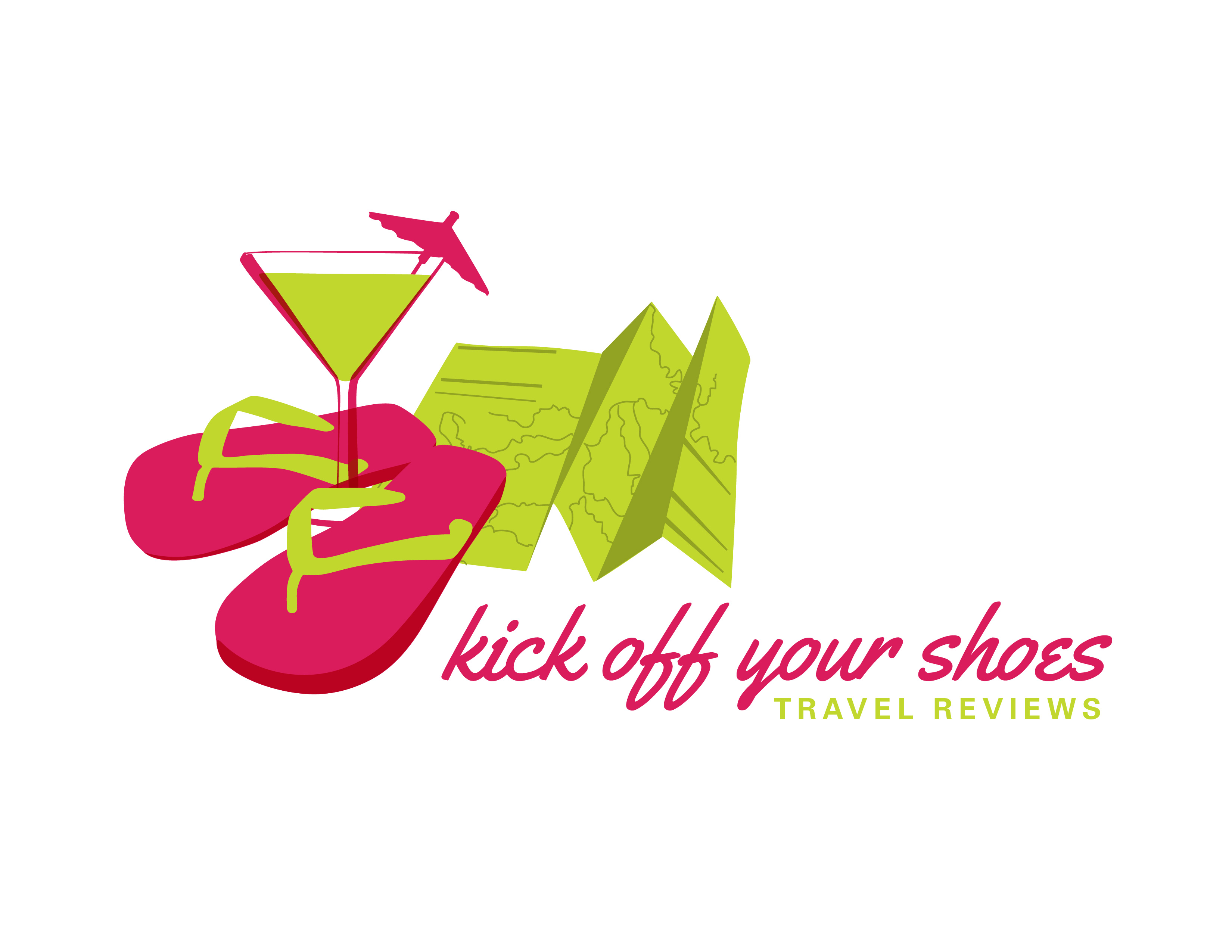 Logo Design by Greg Estep - Entry No. 50 in the Logo Design Contest New Logo Design for Kick Off Your Shoes.