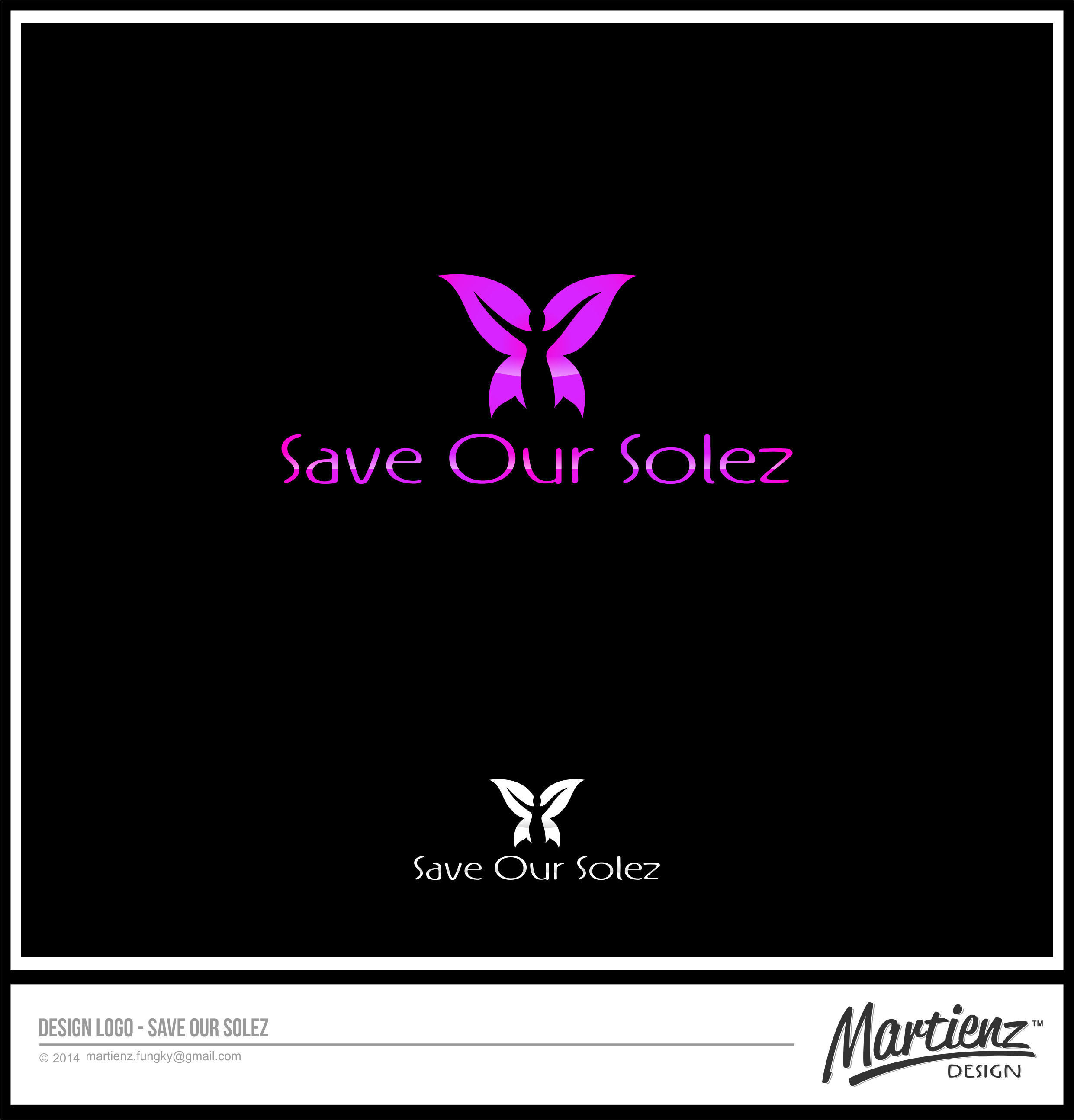 Logo Design by SHENDI MARTIN M - Entry No. 68 in the Logo Design Contest Captivating Logo Design for Save Our Solez.
