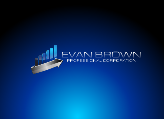 Logo Design by Private User - Entry No. 178 in the Logo Design Contest Inspiring Logo Design for Evan Brown Professional Corporation.
