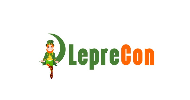 Logo Design by Crispin Jr Vasquez - Entry No. 64 in the Logo Design Contest FUN Logo Design for *LepreCon* St. Patrick's Event [WILL END EARLY JAN. 26].