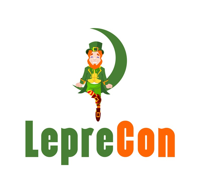 Logo Design by Crispin Jr Vasquez - Entry No. 65 in the Logo Design Contest FUN Logo Design for *LepreCon* St. Patrick's Event [WILL END EARLY JAN. 26].