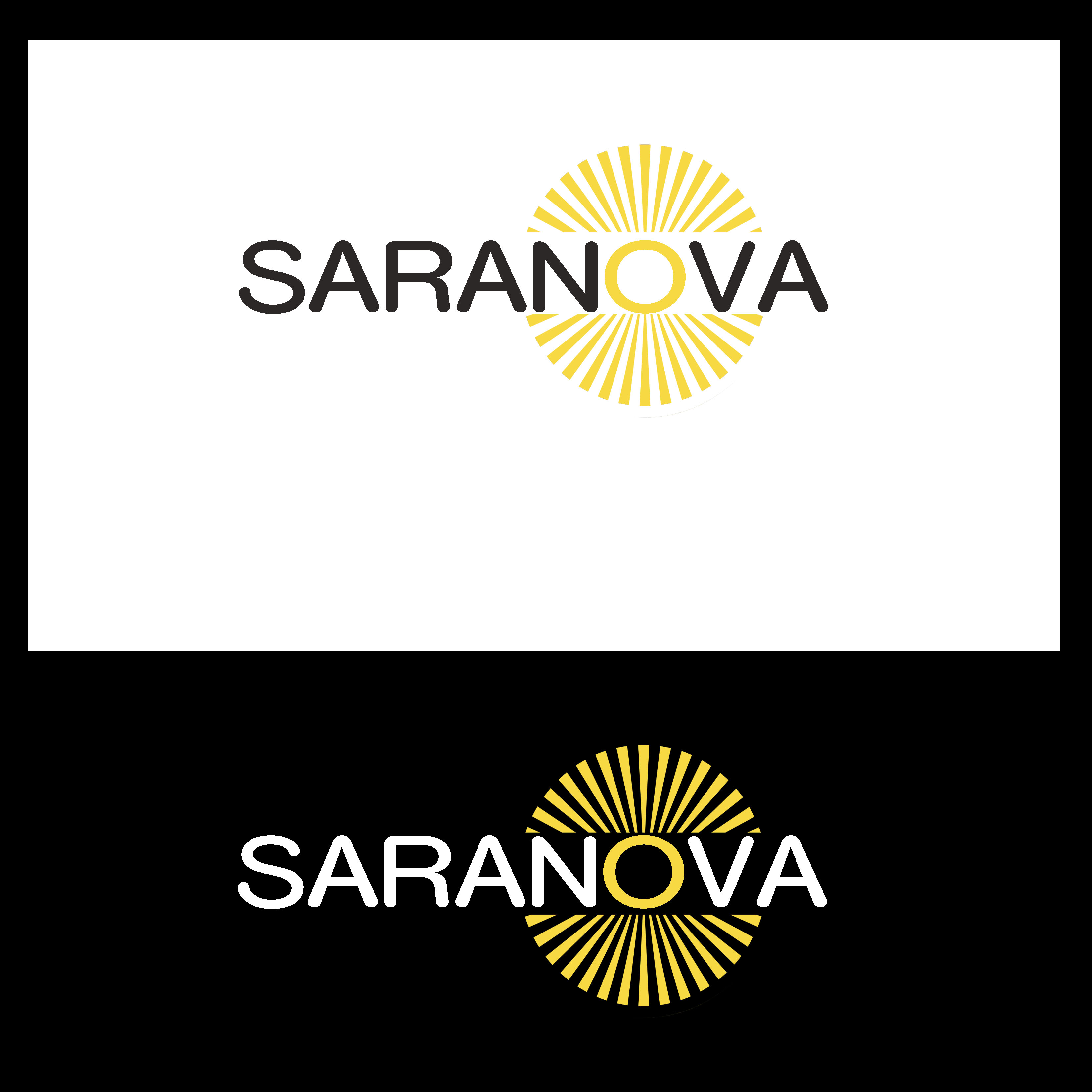 Logo Design by Allan Esclamado - Entry No. 29 in the Logo Design Contest Artistic Logo Design for Saranova.