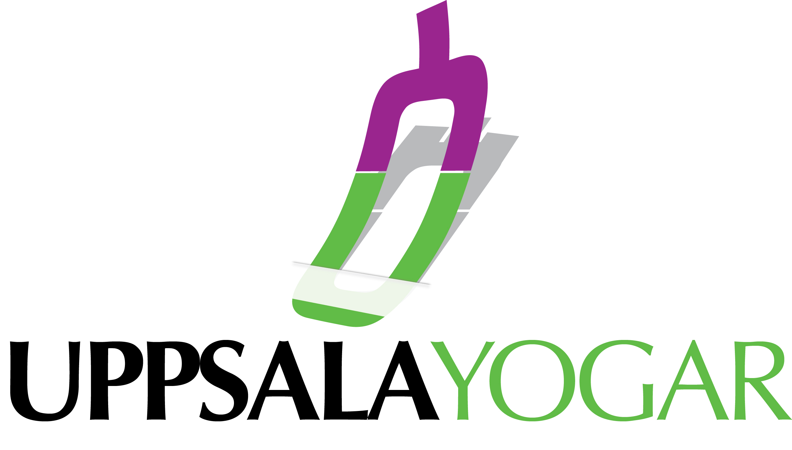 Logo Design by Waseem Haider - Entry No. 53 in the Logo Design Contest Unique Logo Design Wanted for Uppsala Yogar.