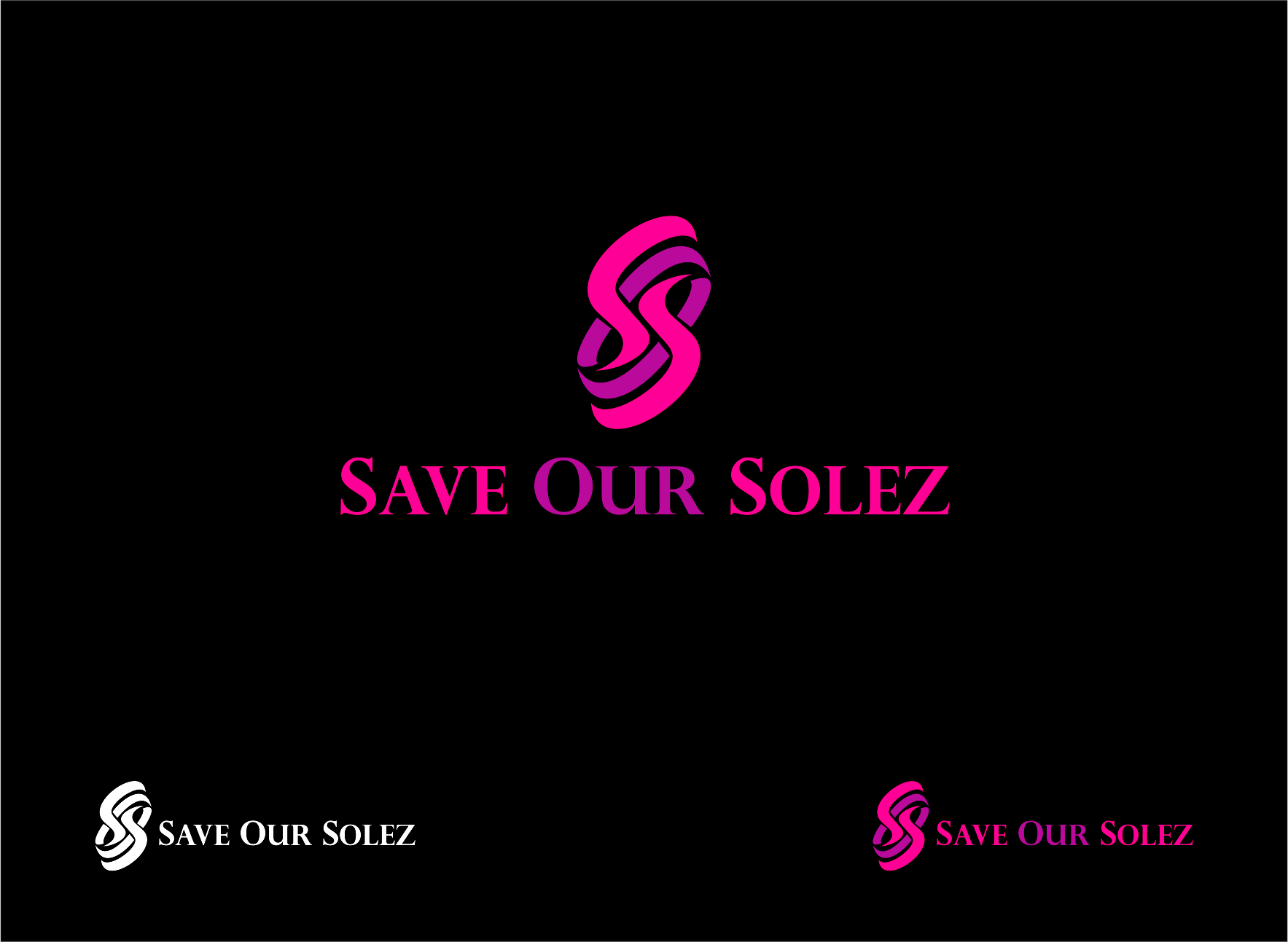 Logo Design by Armada Jamaluddin - Entry No. 73 in the Logo Design Contest Captivating Logo Design for Save Our Solez.