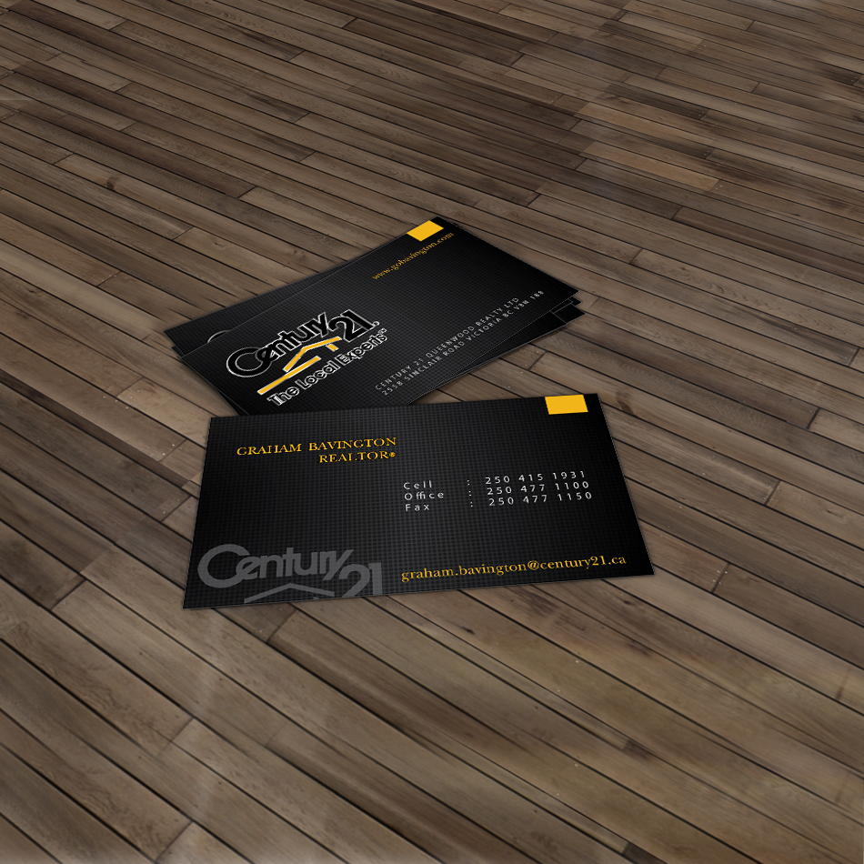 Business Card Design by aesthetic-art - Entry No. 21 in the Business Card Design Contest Real Estate Business Card and Stationery.