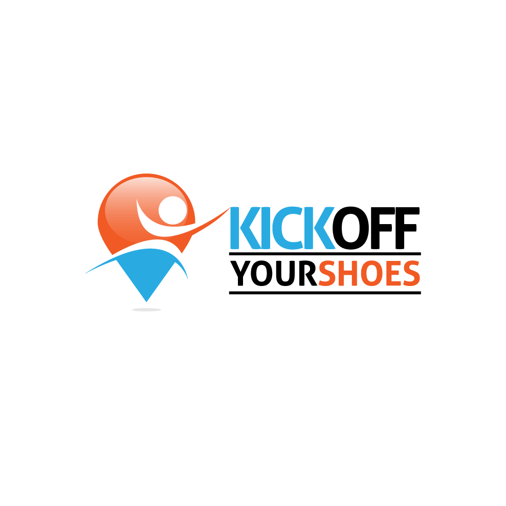 Logo Design by chinie05 - Entry No. 52 in the Logo Design Contest New Logo Design for Kick Off Your Shoes.