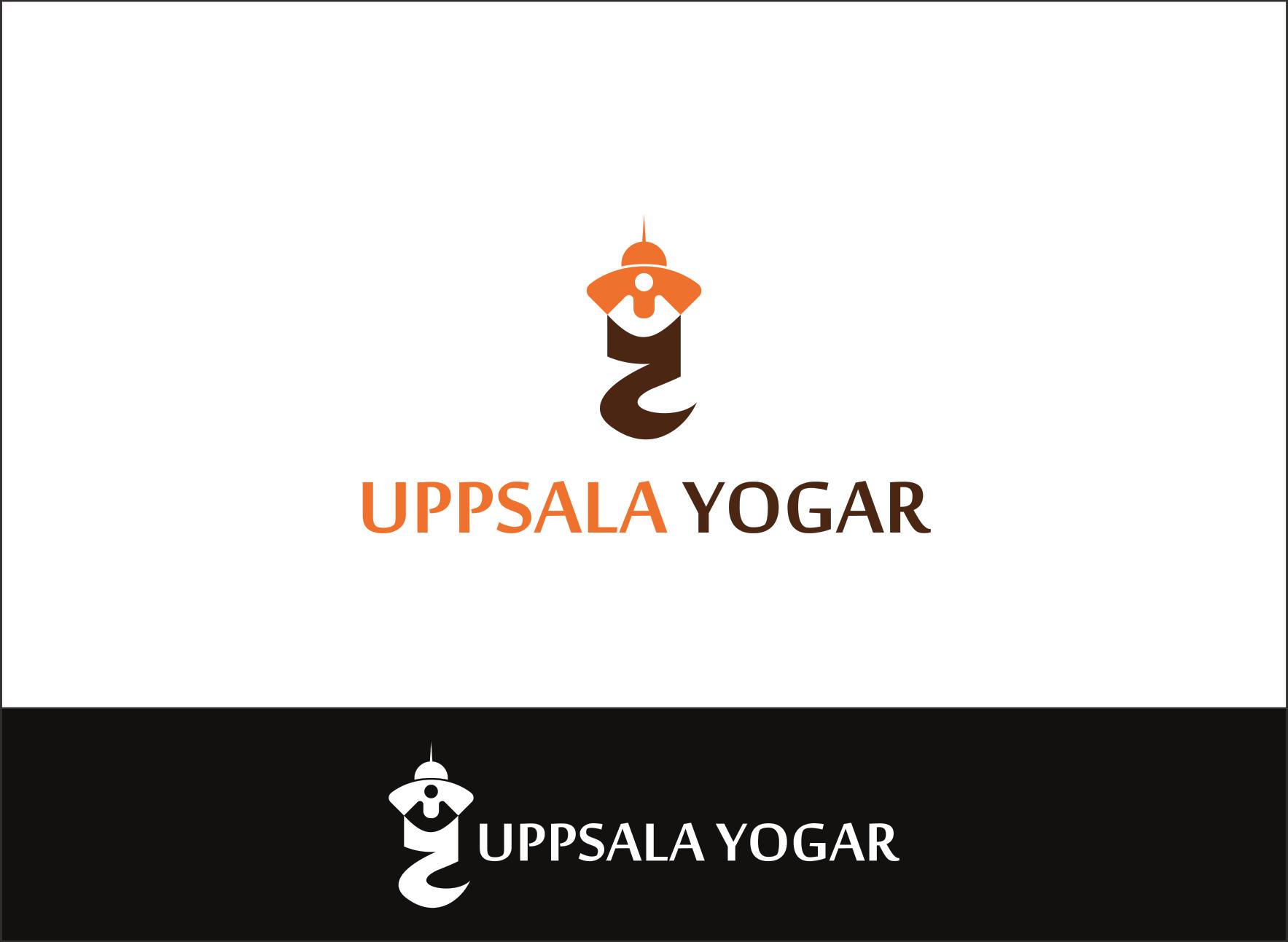 Logo Design by Armada Jamaluddin - Entry No. 65 in the Logo Design Contest Unique Logo Design Wanted for Uppsala Yogar.