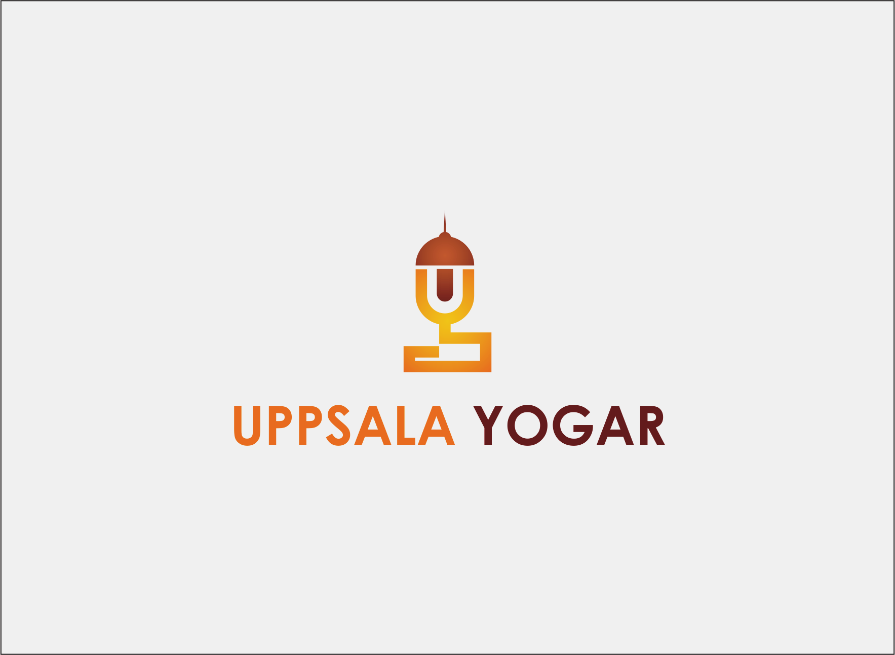 Logo Design by Armada Jamaluddin - Entry No. 66 in the Logo Design Contest Unique Logo Design Wanted for Uppsala Yogar.