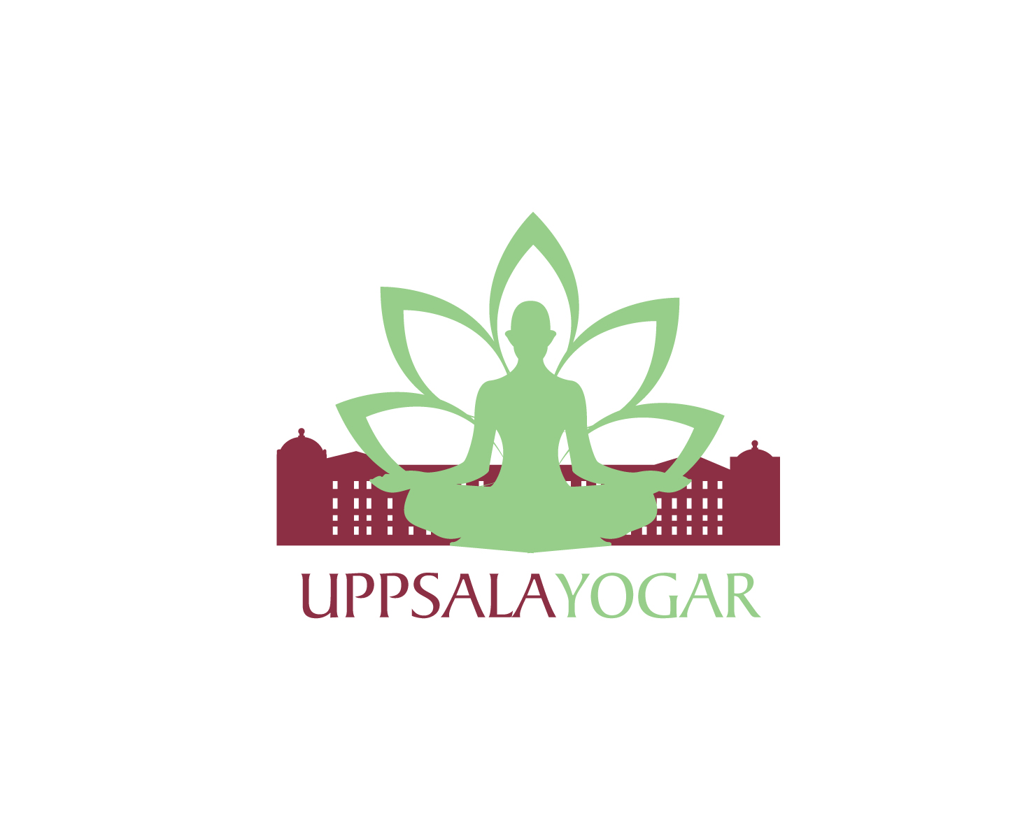 Logo Design by rA - Entry No. 67 in the Logo Design Contest Unique Logo Design Wanted for Uppsala Yogar.