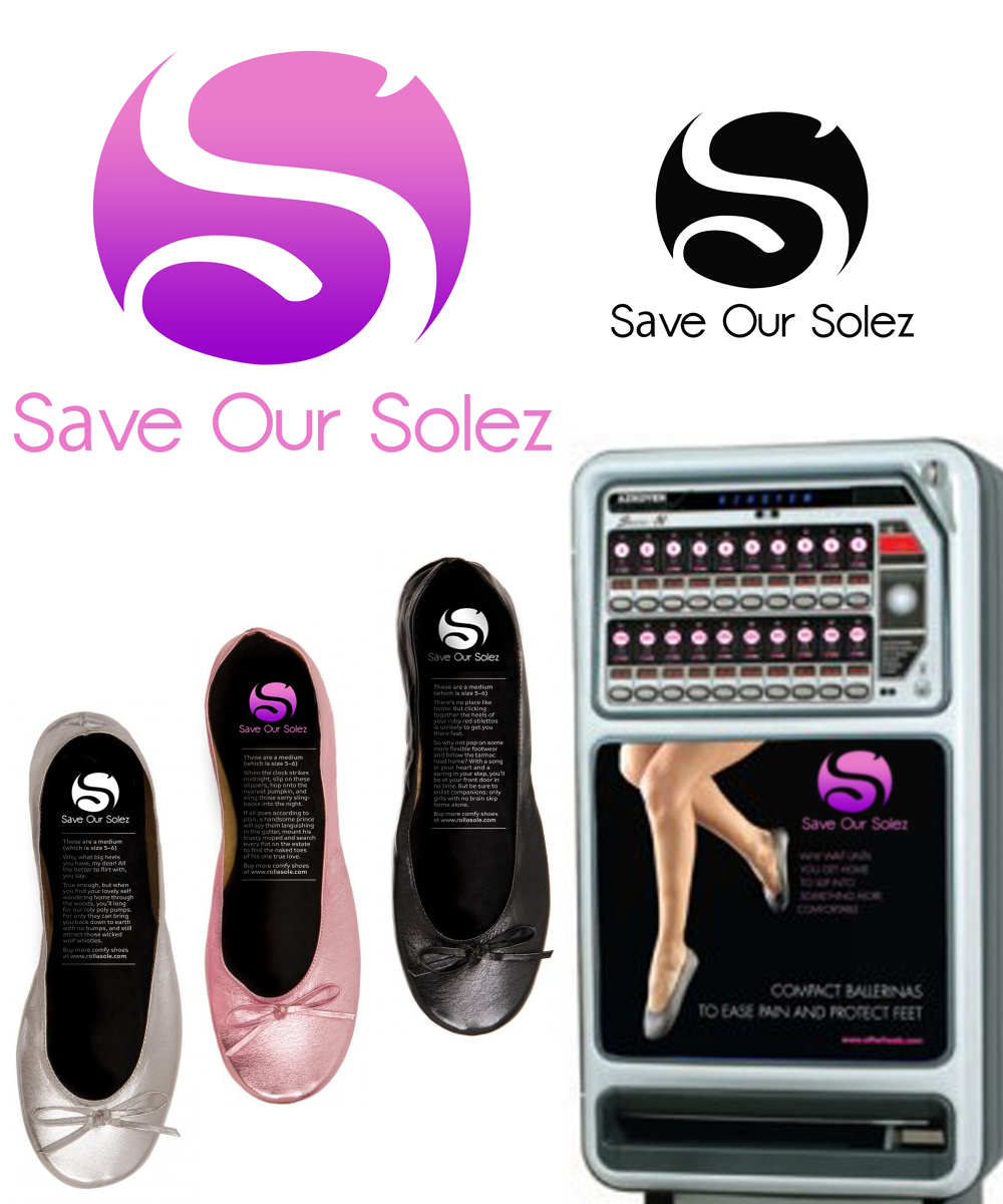 Logo Design by Private User - Entry No. 84 in the Logo Design Contest Captivating Logo Design for Save Our Solez.