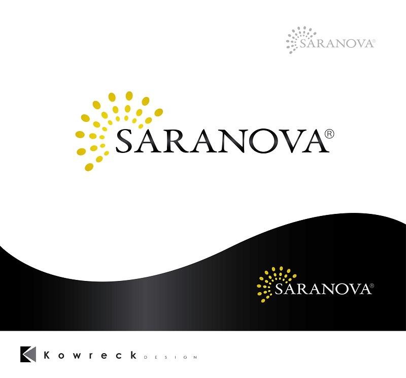 Logo Design by kowreck - Entry No. 46 in the Logo Design Contest Artistic Logo Design for Saranova.
