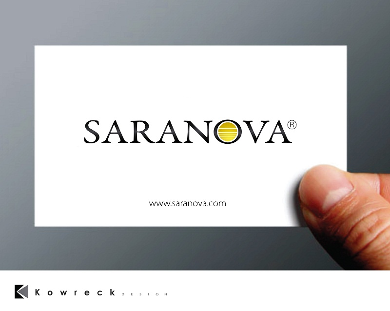 Logo Design by kowreck - Entry No. 48 in the Logo Design Contest Artistic Logo Design for Saranova.