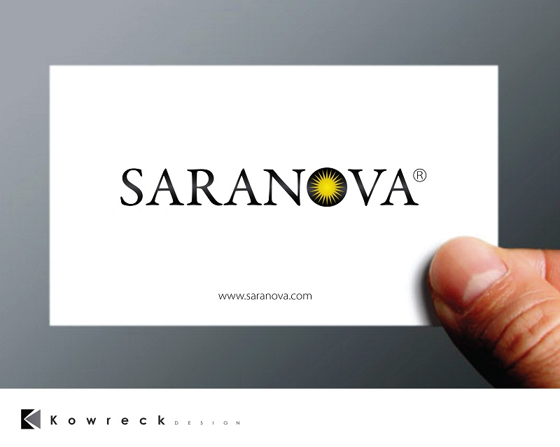 Logo Design by kowreck - Entry No. 50 in the Logo Design Contest Artistic Logo Design for Saranova.