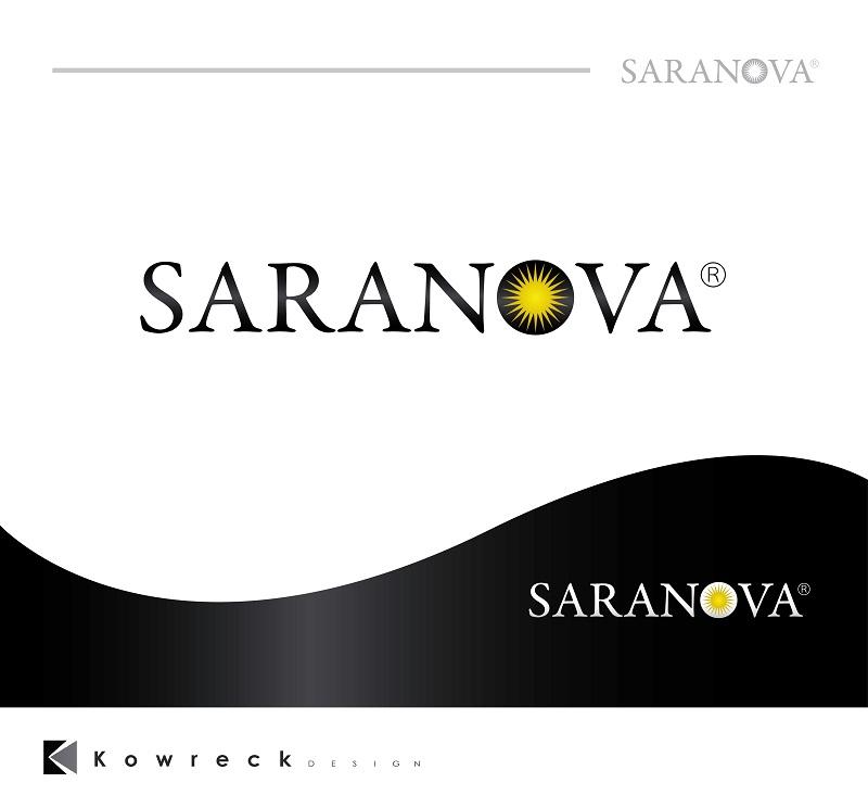 Logo Design by kowreck - Entry No. 51 in the Logo Design Contest Artistic Logo Design for Saranova.