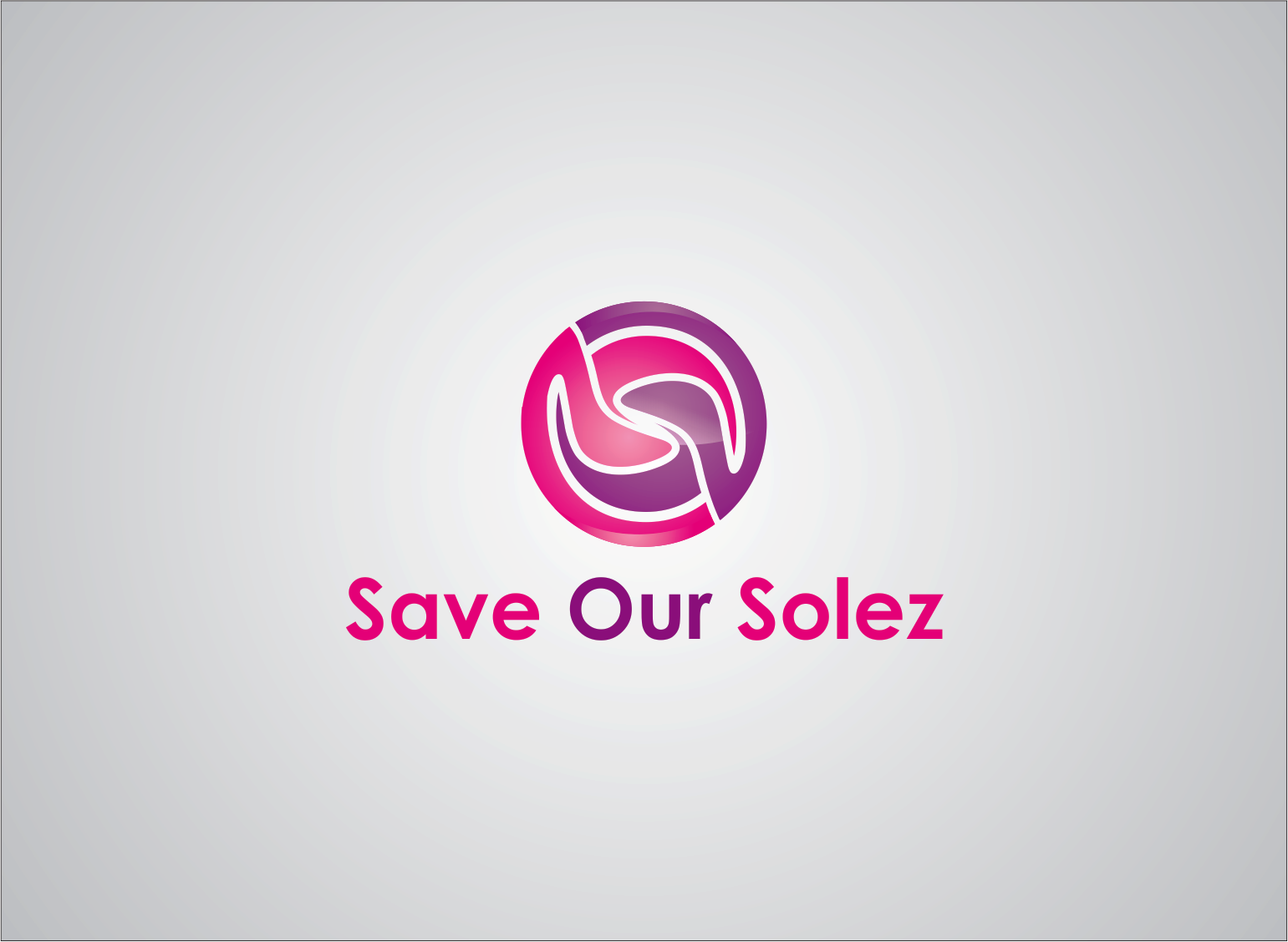 Logo Design by Armada Jamaluddin - Entry No. 99 in the Logo Design Contest Captivating Logo Design for Save Our Solez.