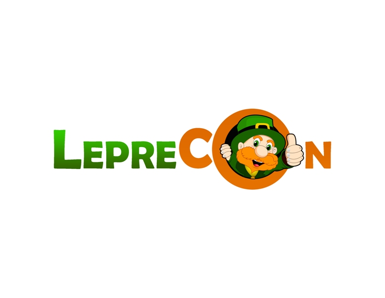 Logo Design by Juan_Kata - Entry No. 68 in the Logo Design Contest FUN Logo Design for *LepreCon* St. Patrick's Event [WILL END EARLY JAN. 26].